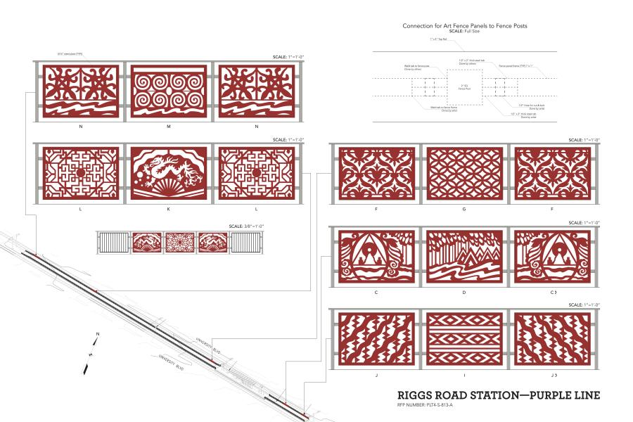 Fence panel proposal