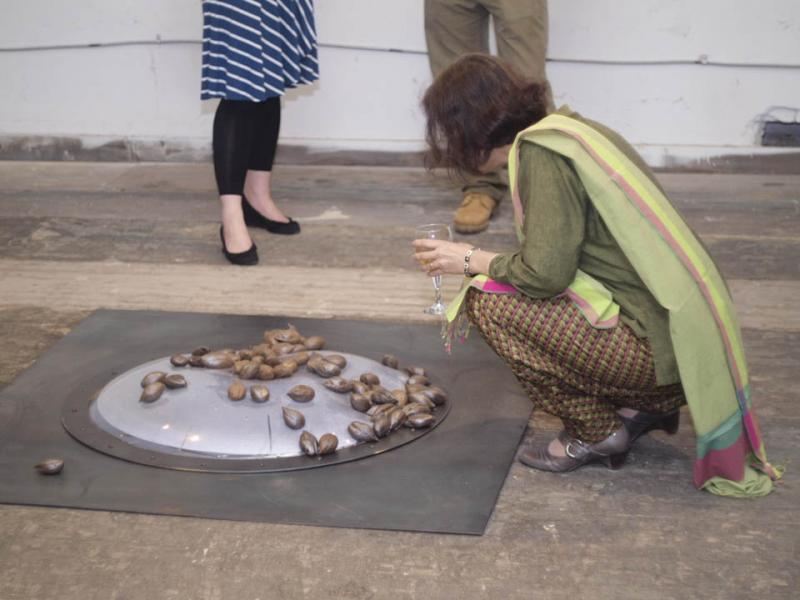 Water Footprint (Installation View)