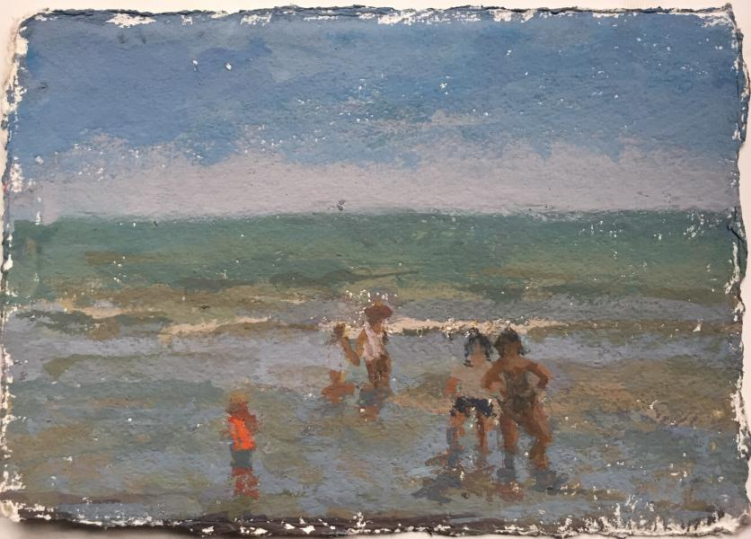 Bexhill Bathers