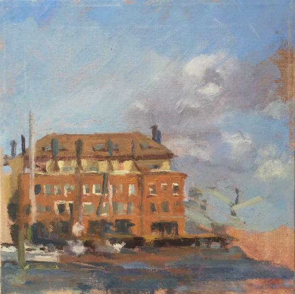 Baltimore Harbor, Fells Point