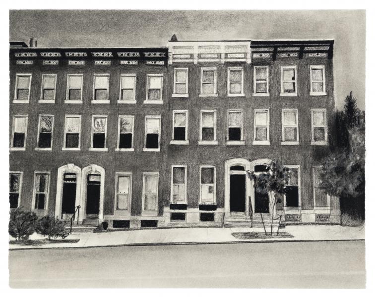 S. Patterson Park Avenue