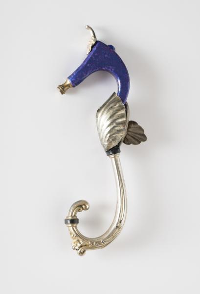 Seahorse Purple