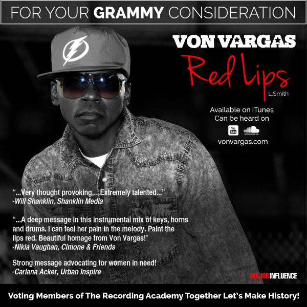 "Grammy Submission for ""Red Lips"" off Metropolis Binocular"