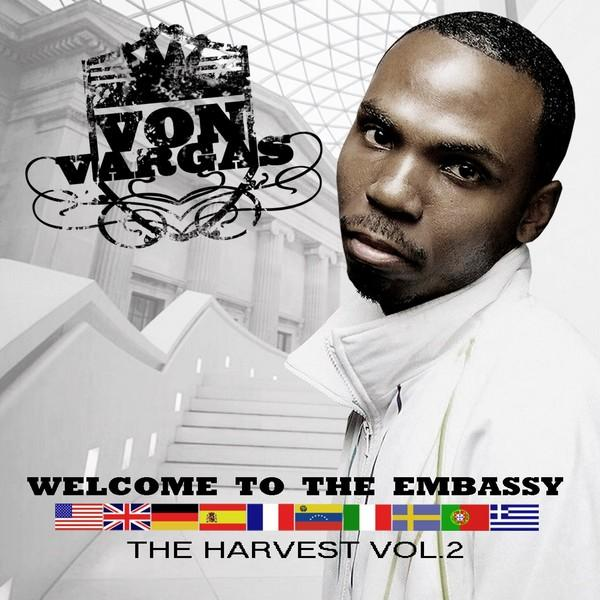 Von Vargas Welcome to The Embassy Album Cover