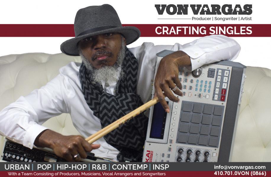Von Vargas 2017/18 Producer Ad