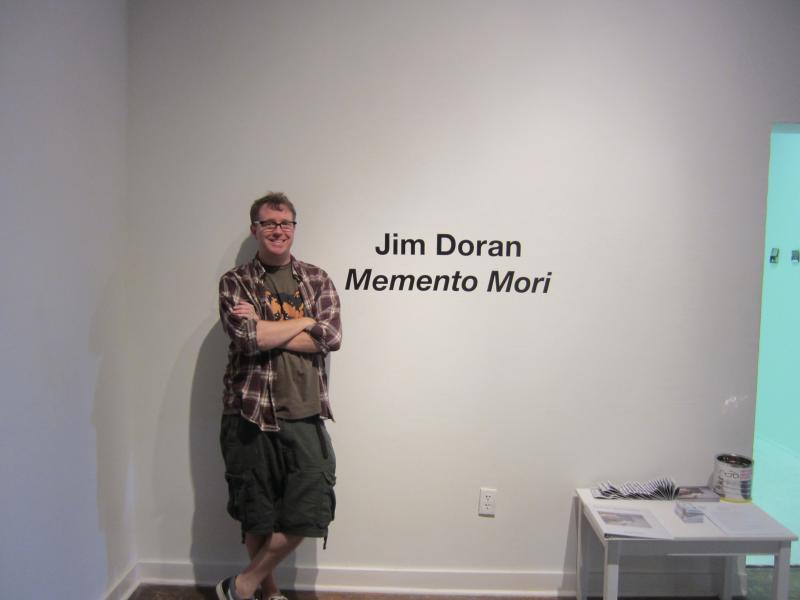 Jim Doran at School33