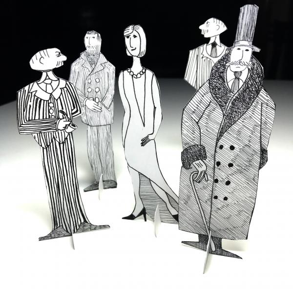 Victorian cutouts