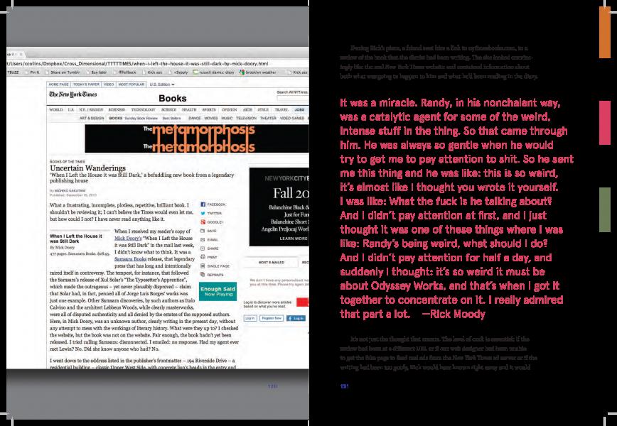 Hacked NYTimesbooks.com Webpage