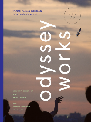 The cover of the book, published by Princeton Architectural Press in November of 2016