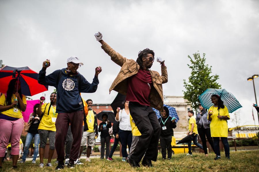 AKIMBO Dance Jam