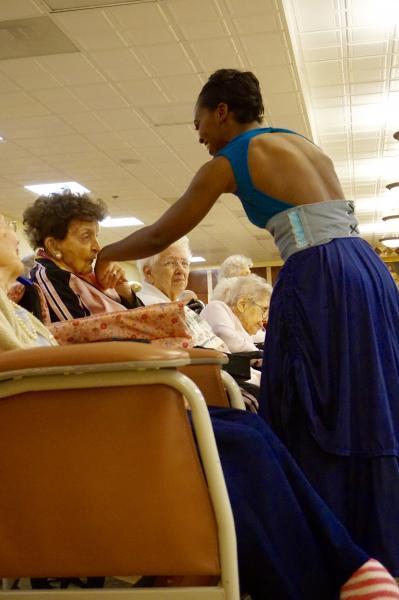 Outreach Performance at St. Joseph's Nursing Home