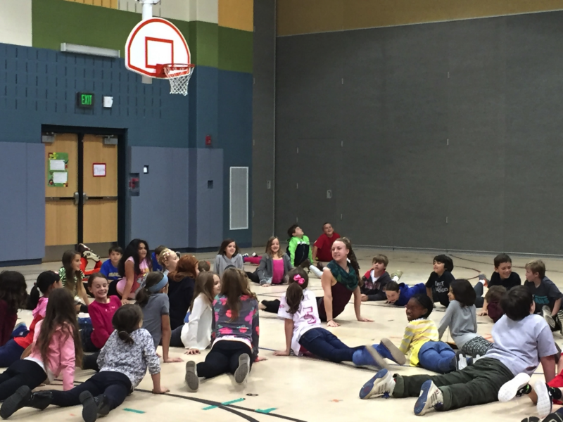 Animal Dance Classes at West Towson Elementary
