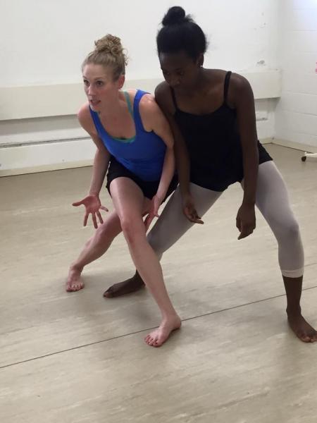 Choreographic Mentorship