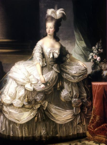 Portrait of MarieAntoinette (resource file)
