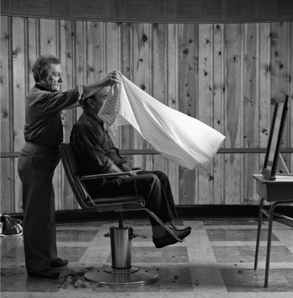 The Brotto Brothers, Barbers, Little Italy
