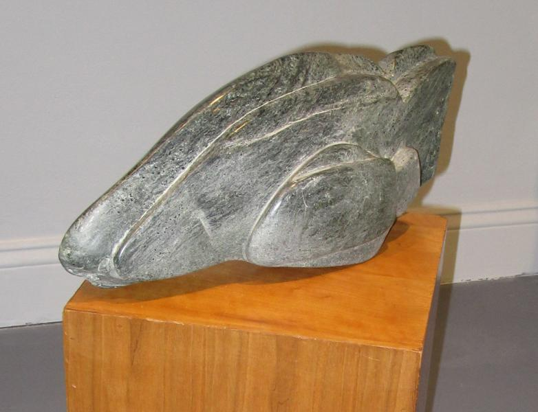 Soapstone sculpture by Alan Rhody