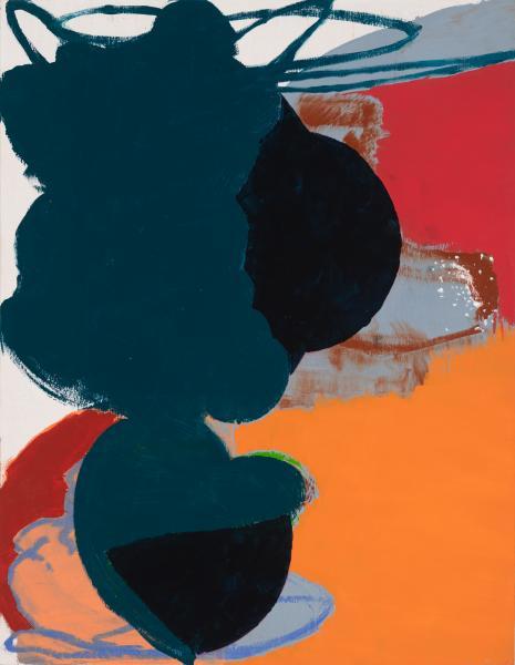 """Autumn 18""""x22"""" Oil On Panel 2019"""