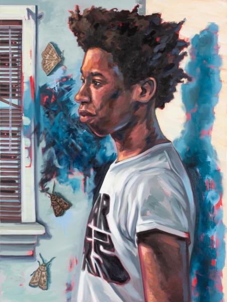 Contemporary painting, Portraiture, Contemporary art