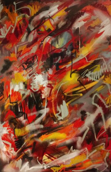 Contemporary painting, Abstract art, Contemporary art
