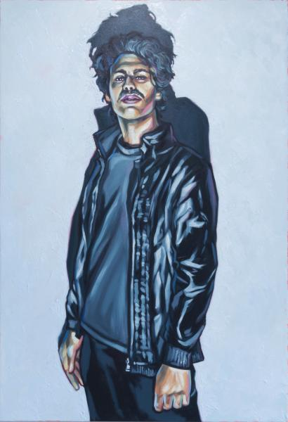 Contemporary painting, Portraiture, Contemporary art