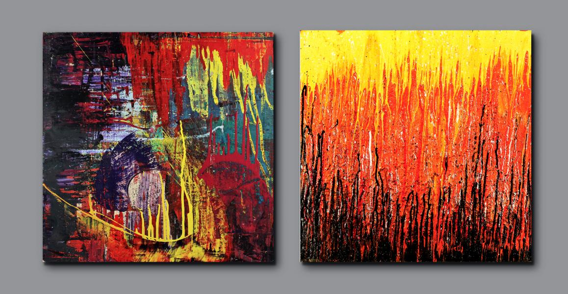 paintings, abstract art