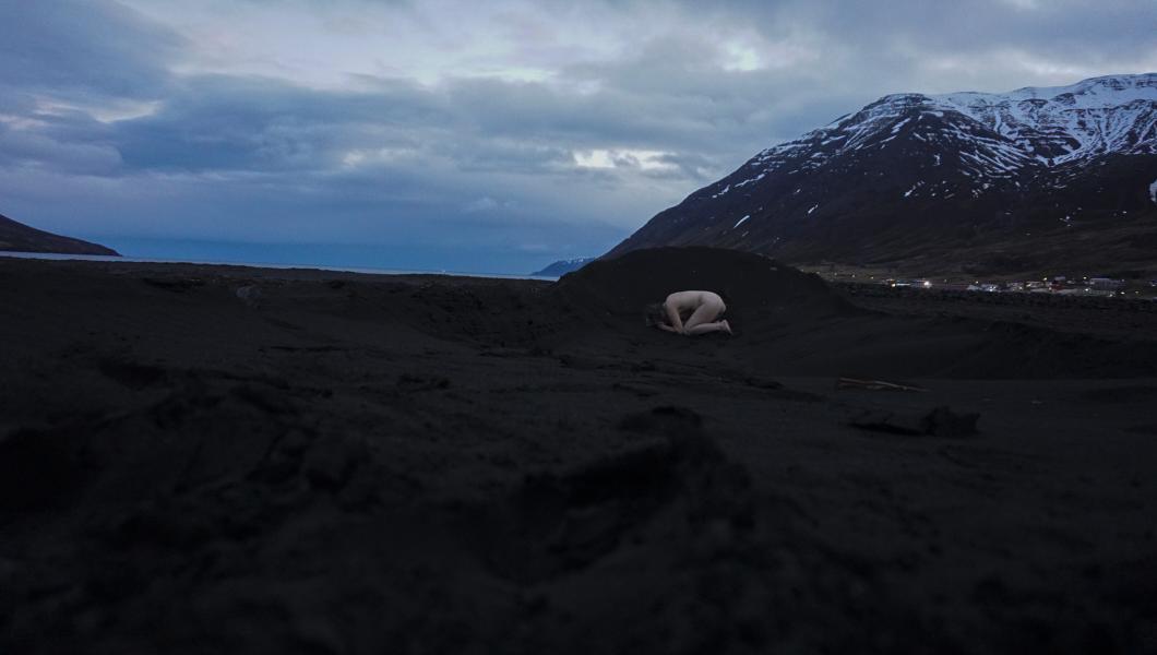 Iceland, Olafjordor, Dark Winter, Skammdegi