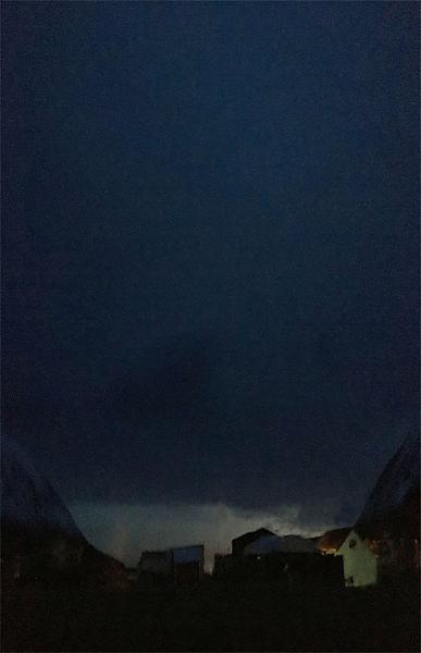 Iceland, Olafsfjdorur, Dark Winter, Skammdegi