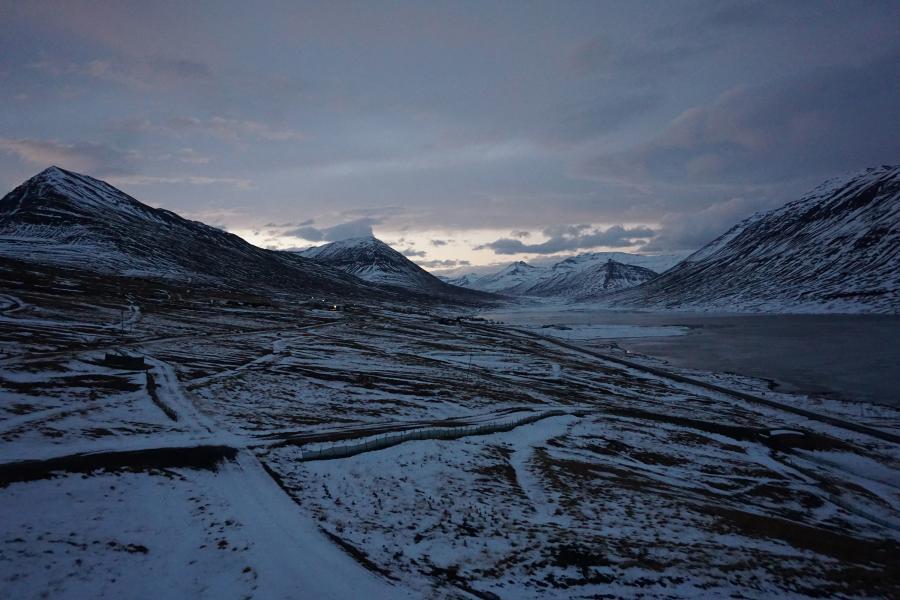 Olafsfjodorur Iceland, photograph