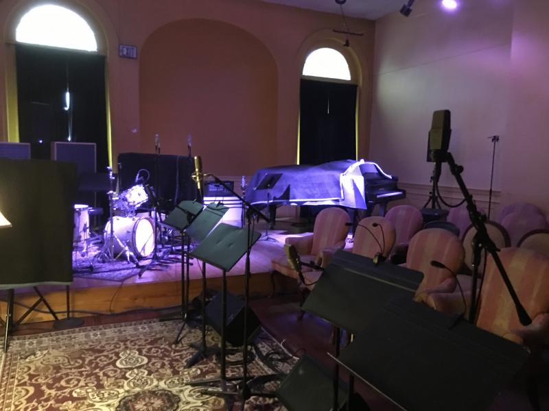 Horn Section Session Setup