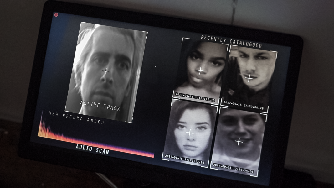 Face Catalogue Screen
